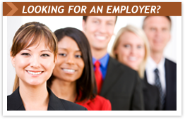 Looking for an employer?